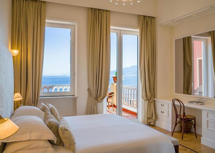 Grand Hotel Excelsior Vittoria Sorrento 5 Italy Rates From 1298